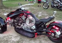 Bourget Scorpion RT – Custom three-wheeler by  G Smith Motorsports!