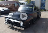 Custom 1955 Ford F100 from The Expendables!