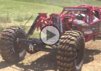 The Ultra Bouncer, Tim Cameron's new off-road buggy!