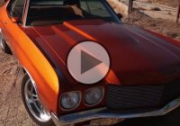 Refined and sophisticated 1970 Chevelle built from scratch!