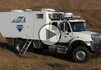 Mobile home – extreme off road vehicle that provides safety and comfort!
