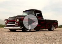 1959 Chevy Apache – the ultimate bad boy among Pickup Trucks!