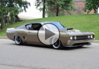 """GPT Special"" – Beautiful 1969 Ford Torino Talladega!"