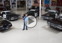 Jay Leno's famous private car collection!