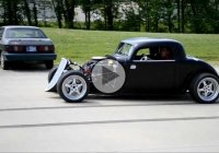 1933 Ford Coupe by Factory Five! Like Hot Rod, only Hotter!