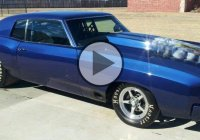 1970 Monte Carlo with 570 cui Big Block making 1500 hp!