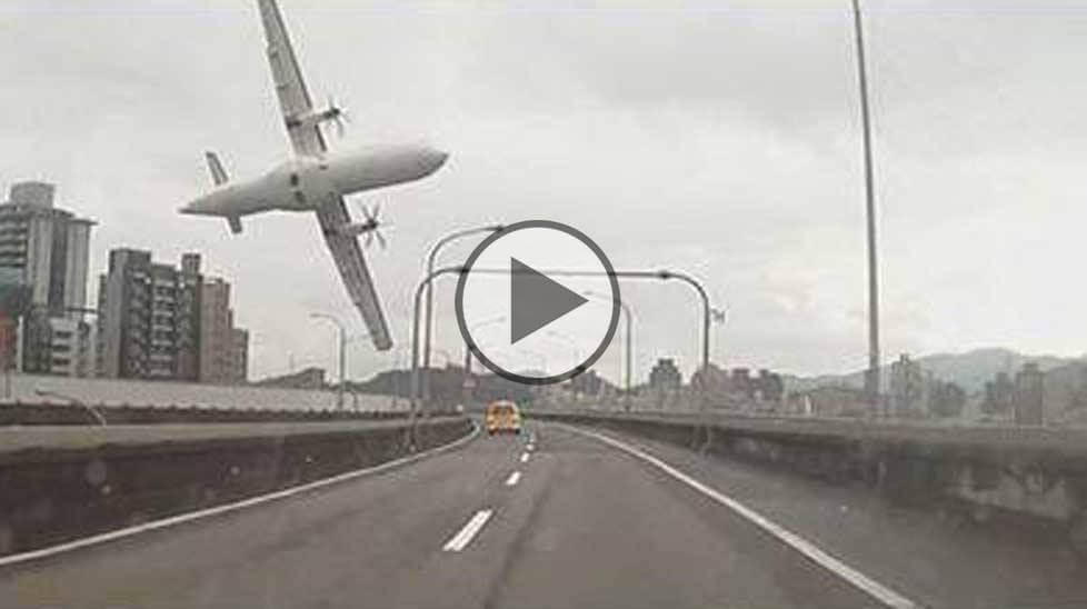 Have You Seen The Shocking Footage Of The Transasia Flight