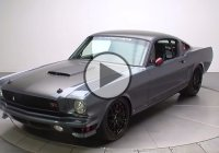"""The Bailout"" – a 1966 Ford Mustang Fastback by Ringbrothers!"