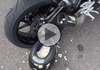 How To Make Popcorn With Your Motorcycle!!