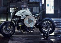 "BMW ""Concept Roadster "" – State-of-the-art Motorcycle!"
