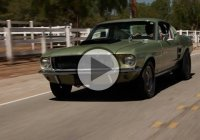 California Drag 'Stang! – A 1967 Ford Mustang Fastback!