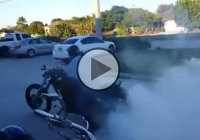 Epic Burnout Or Epic Fail – I'll Let You Decide!!
