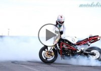 The Best Female Stunt Rider In The World –  Sarah Lezito!