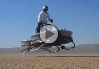 The Hoverbike Is Becoming A Reality!!