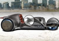 William Shatner's Rivet One – STEAMPUNK TRIKE FROM THE FUTURE!!