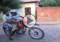 Drunk Guys and A Motorcycle – The Worst Combination Ever!