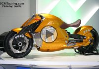 The Suzuki Biplane – Concept Motorcycle Inspired By Biplanes!!