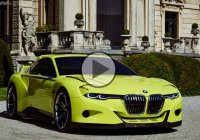 BMW 3.0 CSL Hommage Concept – Start Up Sound, Overview & Driving!!