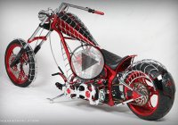 The Black Widow Bike – OCC's First Chopper Featured In The Show!