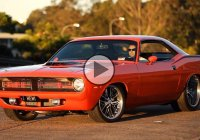 Stunning Big-Block Plymouth Hemi-Cuda!!