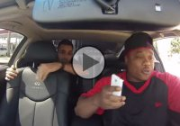 A hilarious car stealing prank! And the stealer is taking a hostage!