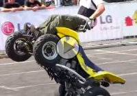 Compilation of some of the best stunts you have ever seen on QUADS!