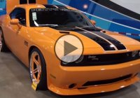 2014 Dodge Challenger SRT Super Charged 392 Hemi by Richard Petty Garage!