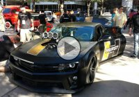 Mad Max, a 5th generation Chevrolet Camaro, by Leif's Garage!