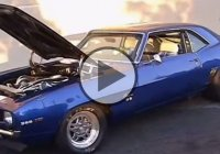 """Split Personality"" – a stunning 1969 Chevrolet Camaro SS with 1750 HP!!!"