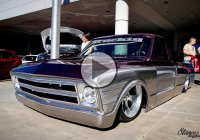 Chevrolet C10 Truck powered by a turbo RADIAL airplane engine!