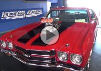 1970 Chevrolet Chevelle SS, killer car with a true patriot behind the wheel!
