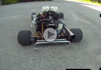 A one of a kind custom Go Kart with R1 engine making 150 HP!