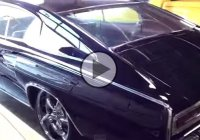 1966 Dodge Charger Fastback with a 426 Hemi under the hood!