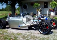 Is this the coolest custom Hot Rod ever or not?