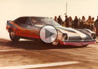 """Vanishing Point"" – the Chevy Vega that set the fastest 1/4 mile bar at 3.58 seconds!"