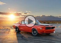 """The Villain"" – a 1968 Ford Mustang like you've never seen before!"
