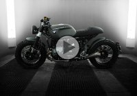 The Ultimate BMW R1200R Cafe-Scrambler By Lazareth!