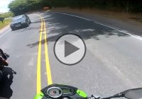 Riding A Bike Can Be Dangerous – Check Out Some Of The Scariest Near Death Motorcycle Compilation Video!