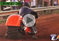 Top Fuel Dirt Drag Bikes Hit The Track – Full Throttle!!