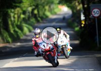 2015 Isle of Man TT Motorcycle Race Highlights!