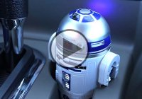 R2D2 USB Car Charger That Actually Talks Back At You!