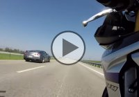Yamaha R1M vs Nissan GT-R R35 Going Head To Head On A Street Race