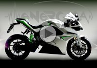 2015 Energica EGO – The World's First All-Electric Superbike!