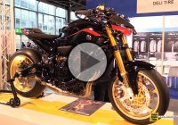 2015 Yamaha MT-07 Customized By Gilles Tooling!