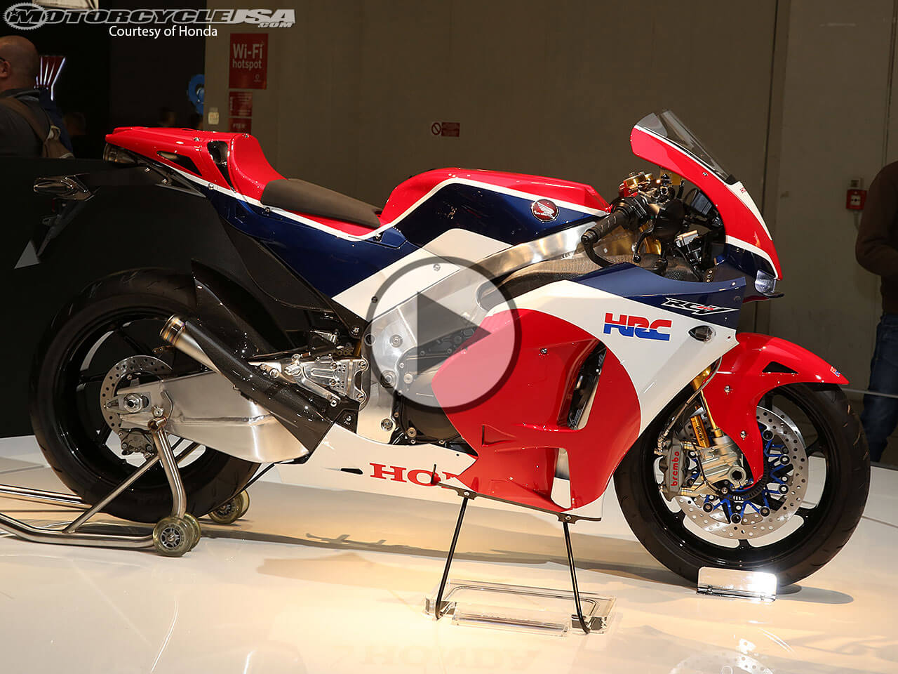 2015 Honda Rc213v S The World S Most Expensive Street