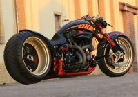 "Fat Attack AG Harley Davidson ""The ONE"" – Street Legal Harley On Steroids!!"