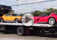 DEA and the Police seize an amazing super car collection during Operation Pill Nation!