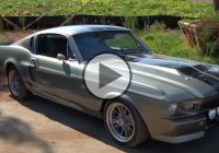 Eleanor Mustang – The most recognizable movie car of all times!