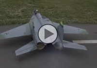 """BIG 29"" – a MIG 29 RC Jet Plane, built in France in one week!"
