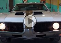 1969 Oldsmobile Hurst 442 – classic and rare American Muscle Car!